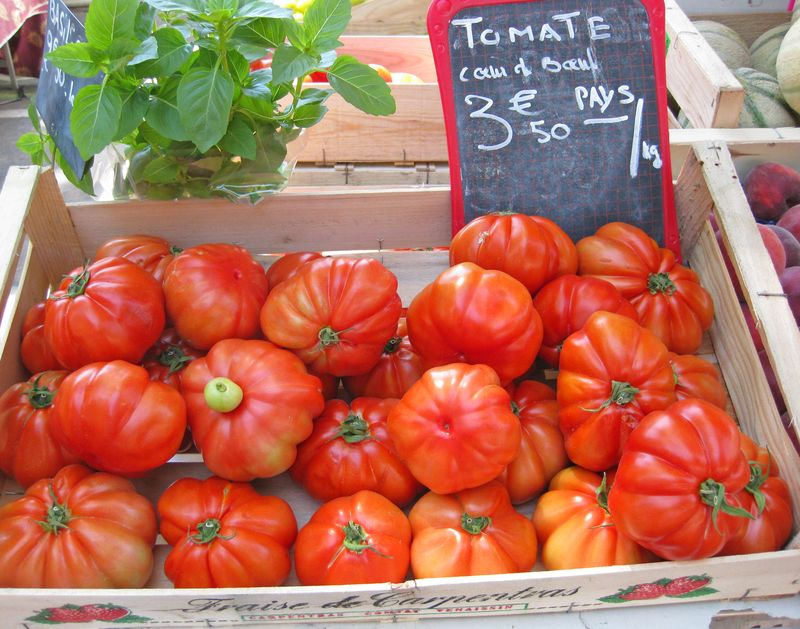 Tomatoes Provence