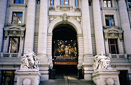 The Customs House-Museum of the American Indian